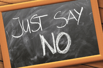 HOW TO TEACH KIDS TO SAY A 'NO'
