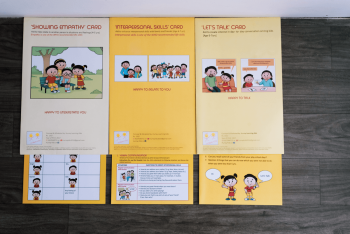 What are Life Skills Card Set 1
