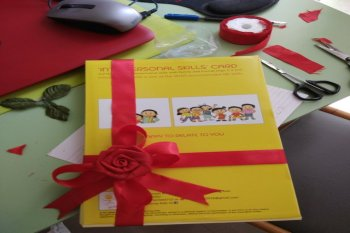 Life Skills Cards : GIFT FOR EVERY CHILD